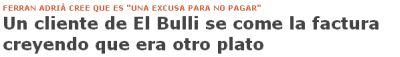 El mundo today - Página 5 Bulli