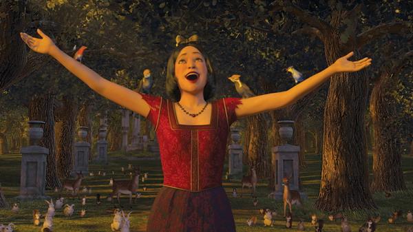 [Dossier] Les comédiens de doublage des films d'animation Disney en version française - Page 2 35_Shrek3_film_blancheneige