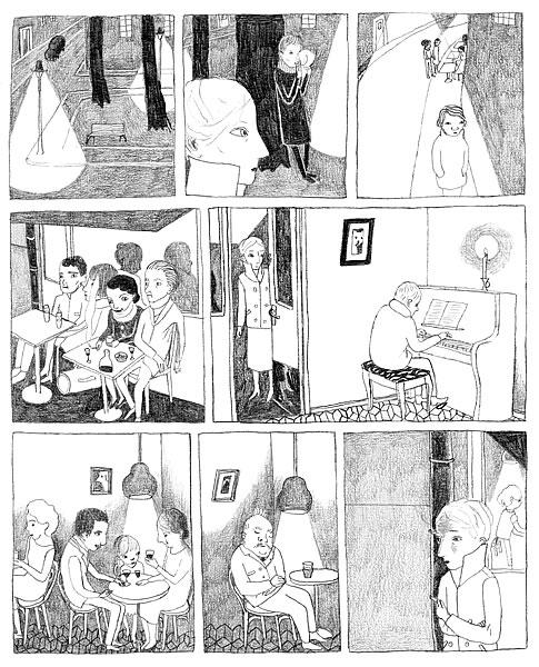 Illustration, illustrateurs (contemporains) Joanna-hellgrenn-08