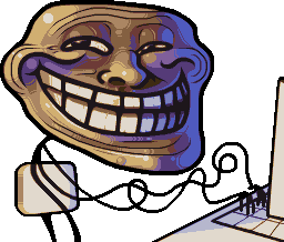 The Conversation Thread - Page 37 Trollface_remastered