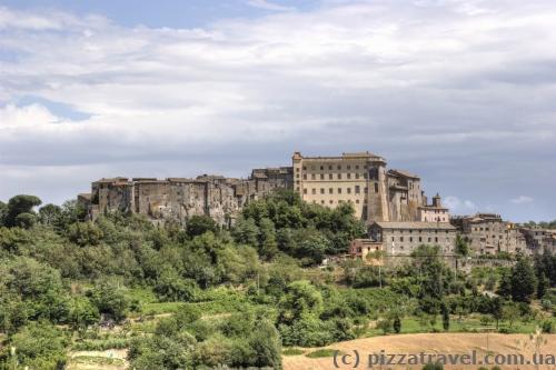 Le jardin des monstres de Bomarzo 14937