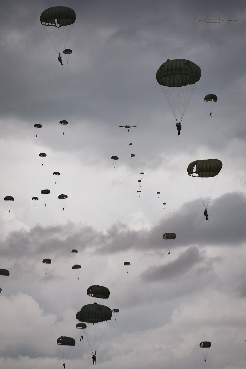 Commémorations 2019, 75ème anniversaire du D-Day Florent-lavignon