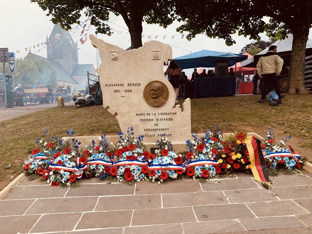 Commémorations 2019, 75ème anniversaire du D-Day Heriau-1