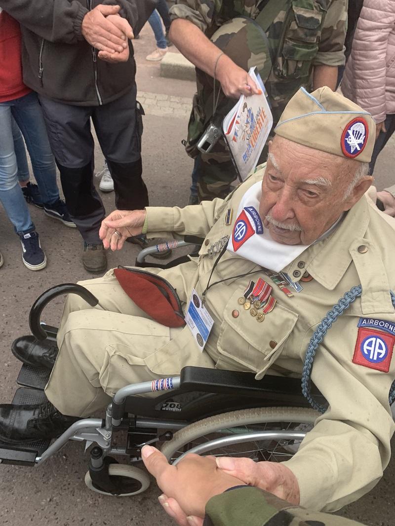 Commémorations 2019, 75ème anniversaire du D-Day Heriau-13