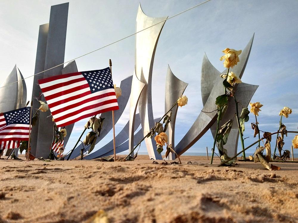 Commémorations 2019, 75ème anniversaire du D-Day Isabelle-guillermic