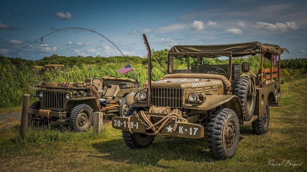 Commémorations 2019, 75ème anniversaire du D-Day Pascal-briquet-5