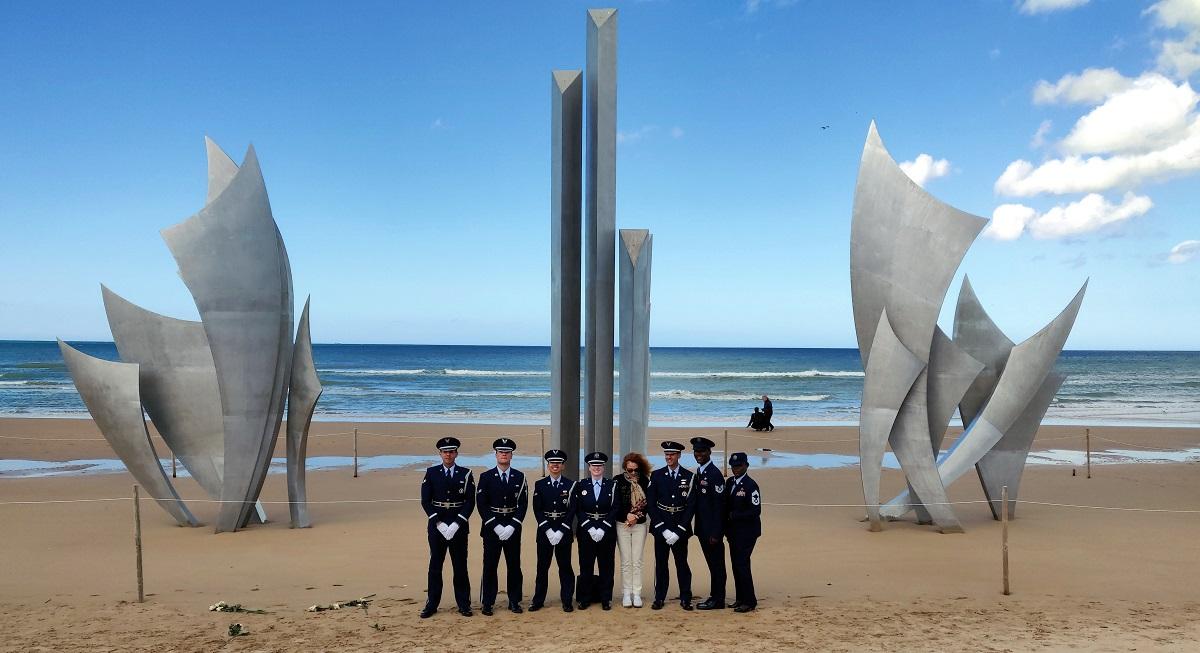 Commémorations 2019, 75ème anniversaire du D-Day Vincent