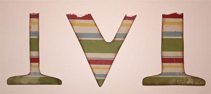 # حـــــــــــــــــــــروف رومانسية ¸ Wood-letter-1