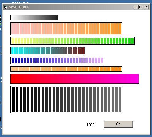 شريط حالة بالوان رائعة مفتوح المصدر PIC200481043449465