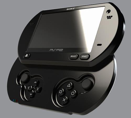 Conférence sony le 27 PSP2-Sony