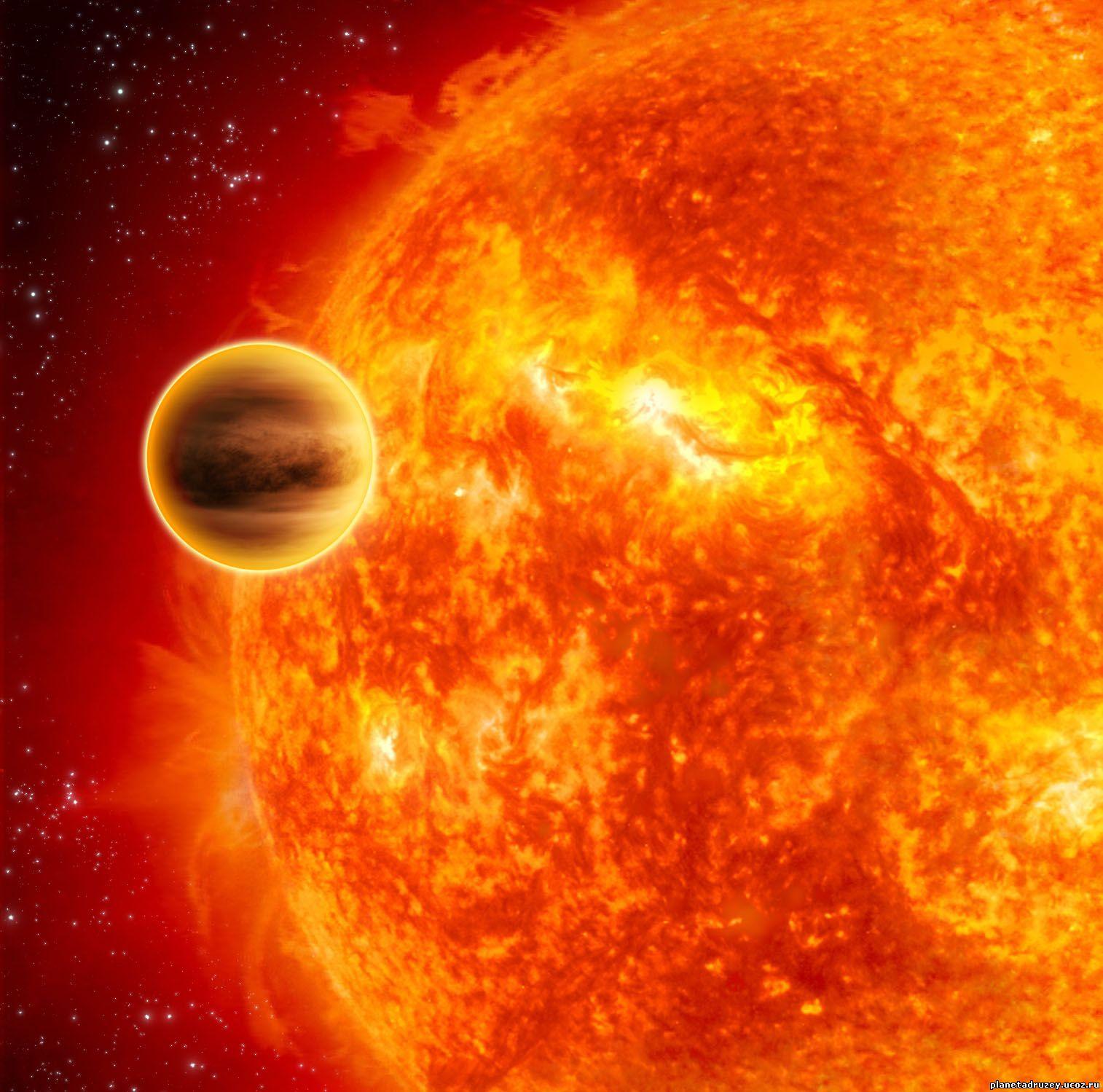 Отцу ИЕГОВЕ - Страница 2 ExoPlanet02