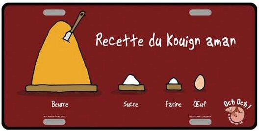 La Bretagne, ça vous gagne - Page 3 KouignAman