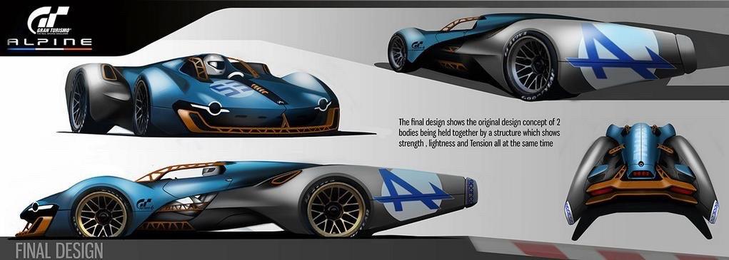 2015 - [Alpine] Vision GT Concept - Page 2 Alpine-vision-gran-turismo-concept-gt6-1