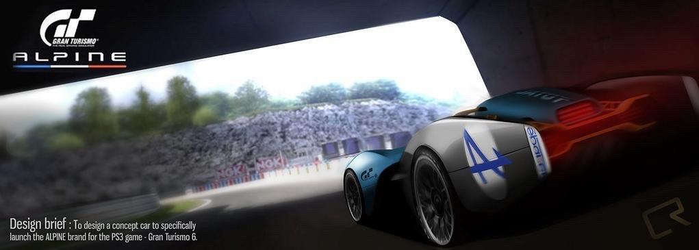 2015 - [Alpine] Vision GT Concept - Page 2 Alpine-vision-gran-turismo-concept-gt6-3