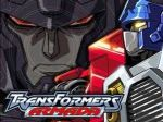 Armada: Personnages du déssin-animée TransformersArmada01
