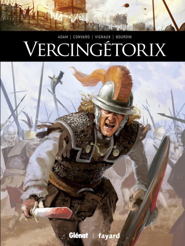 La Guerre des Gaules en BD Album-cover-large-21909