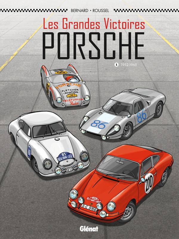 L'Automobile et la Bande Dessinée  - Page 5 Album-cover-large-34551