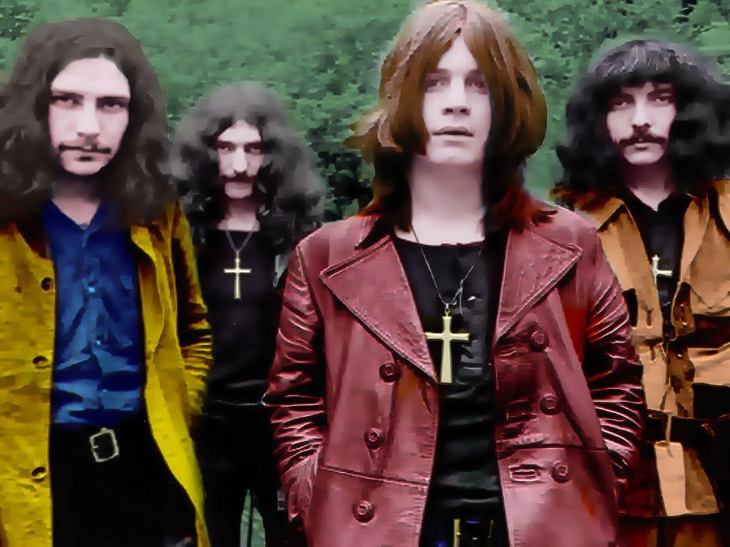 Tus fotos favoritas de los dioses del rock, o algo Black-sabbath