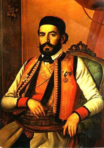 Petar II Petrović Njegoš Njegos1