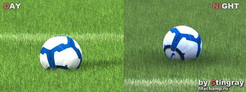 Césped para FIFA 10 99-s