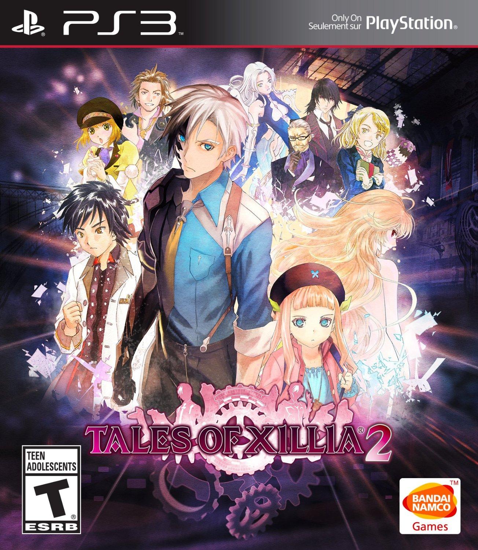 Tales of Series [Reportaje] Tales-of-Xillia-2-PS3-Box-Art