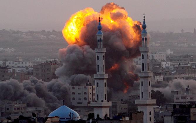Palestina llora y el mundo mira para otro lado Gaza