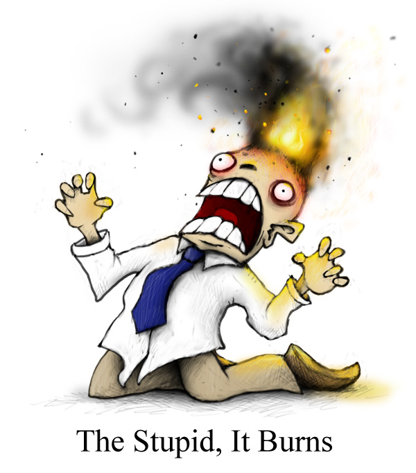 Why Republicans are so much better than the Demoncrat libs. Thestupiditburns