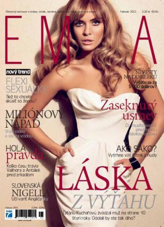 Official Thread of Miss World 2006 - Tatana Kucharova (Czech Republic) - Page 3 Titulka-emma