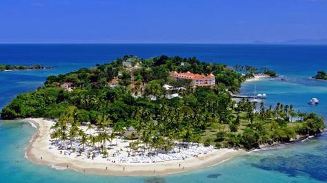 Les Uber-Riches s'achètent des îles pour fuir la révolte-colère des pauvres Cayo-levantado-samana-republique-dominicaine