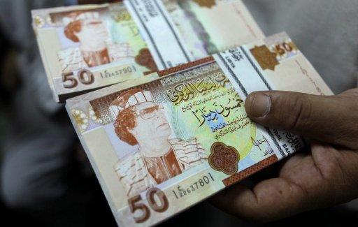 Les milliards cachés par Mouammar Kadhafi disparus des banques occidentales Photo_1315814795051-1-0