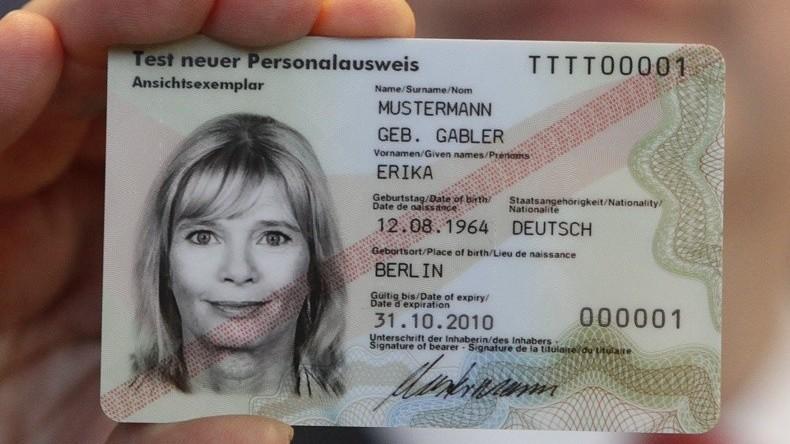 Puce RFID, la recette allemande pour rester incognito, passer ses papiers d'identité au micro-ondes 5461884e108b45ae