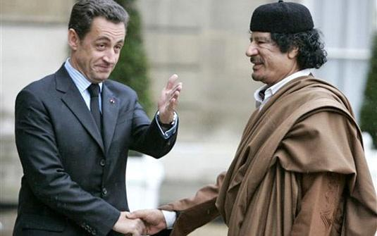 """Nicolas Sarkozy: """"La France a toujours été du côté des dictateurs"""" (+vidéo) H-20-2438194-1300397820"""