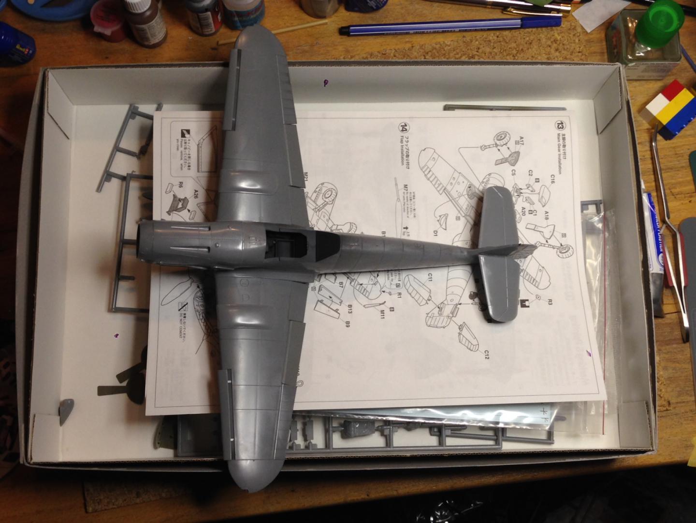 Die Bf 109 K-4 / Hasegawa, M 1:32 198_image_11_dtu