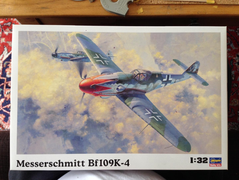 Die Bf 109 K-4 / Hasegawa, M 1:32 198_image_1_lcu