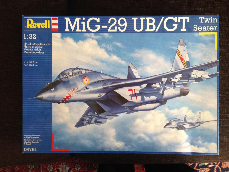 MiG 29 UB Twinseater / Revell, M 1:32 207_image_1_fuk