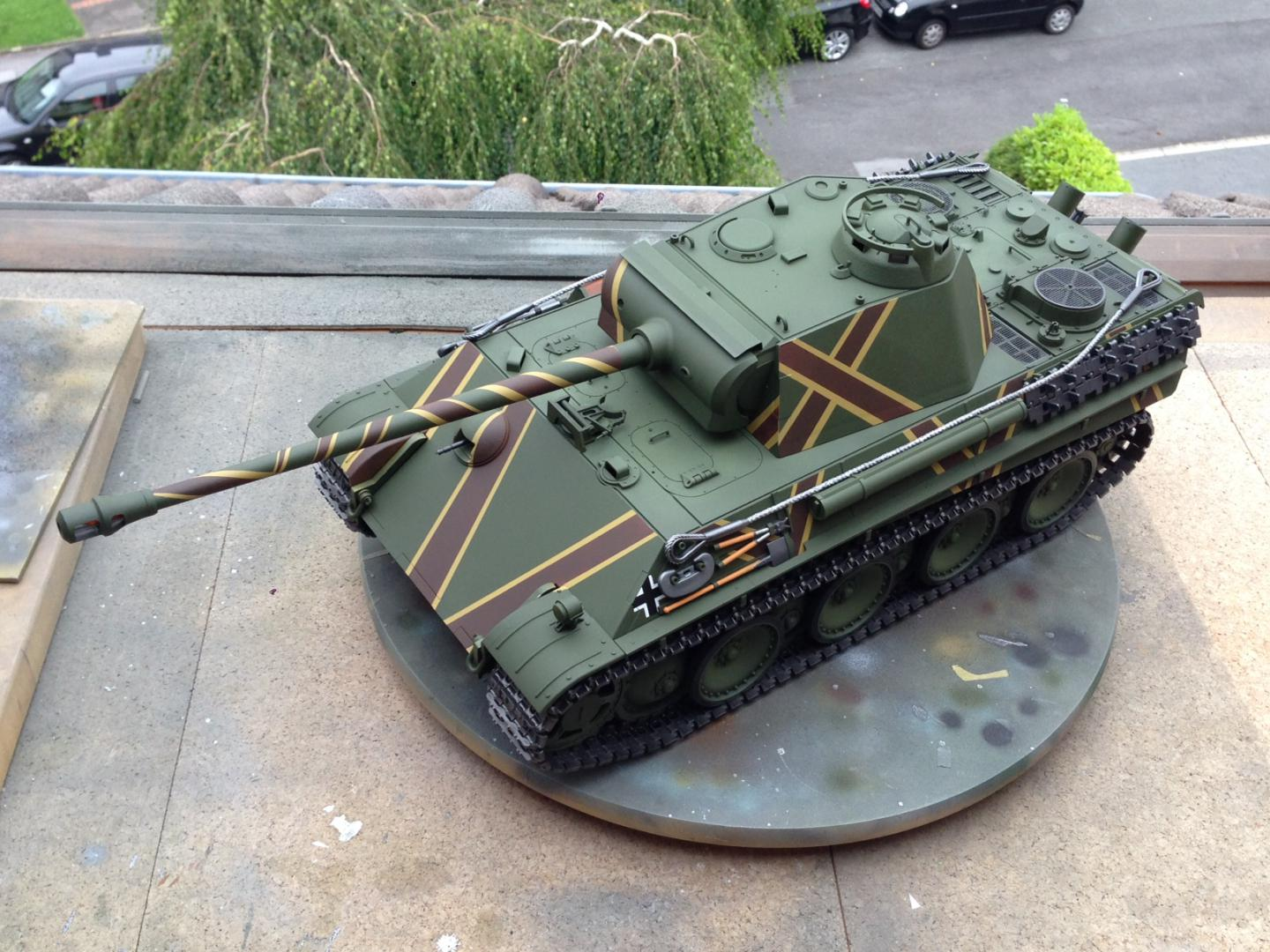 Sd.Kfz. 171 Panther G in 1:16 214_image_2_kft