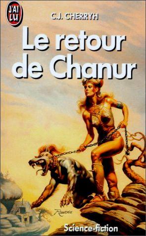 CHERRYH C.J. - Cycle Chanur - Tome 4 : Le retour de Chanur 151