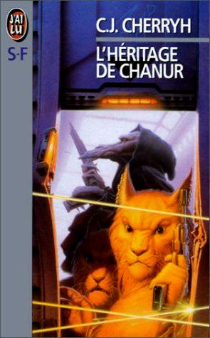 CHERRYH C.J. - Cycle Chanur - Tome 5 : L'héritage de Chanur 159