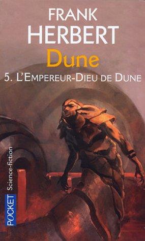 HERBERT Franck  - CYCLE DE DUNE - Tome 4 : L'empereur-Dieu de Dune 1849_3300