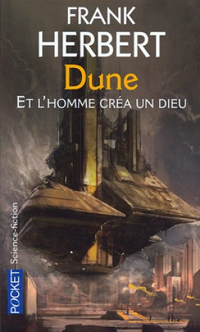 HERBERT Franck  - PRELUDE DE DUNE - Et l'homme créa un dieu 1850_3304