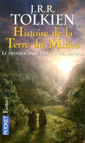 TOLKIEN J.R.R. - L'HISTOIRE DE LA TERRE DU MILIEU - Tome 1 : Le livre des contes perdus 1927_3033