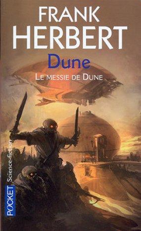 HERBERT Franck  - CYCLE DE DUNE - Tome 2 : Le messie de Dune 2050_3301