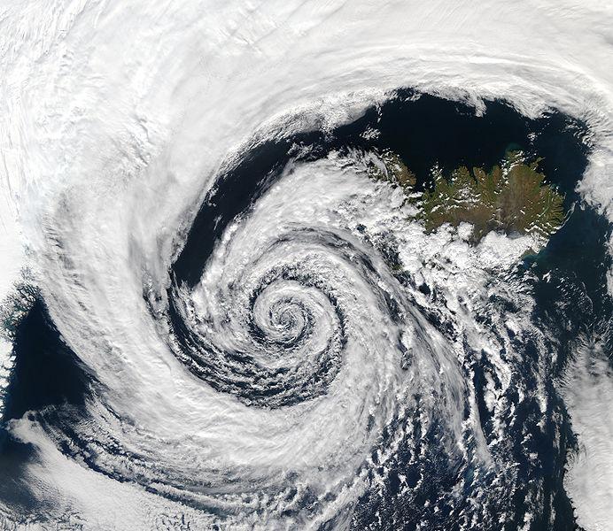 Images de mathématiques Cyclone
