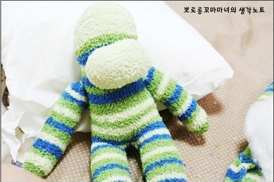 вязаные детские игрушки L116_9