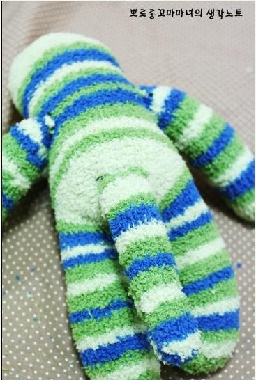 вязаные детские игрушки U8132_10