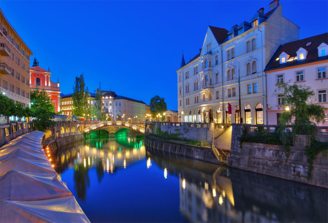 Slovenija Ljubljana-slovenija