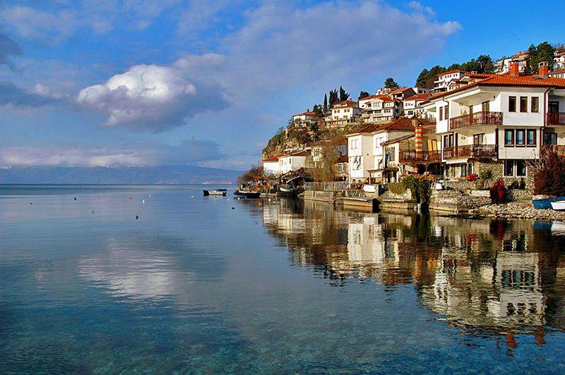 Makedonija Ohrid-makedonija