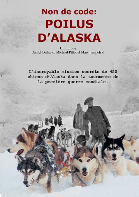 Poilus d'Alaska Affiche-nomdecodepoilusdalaska