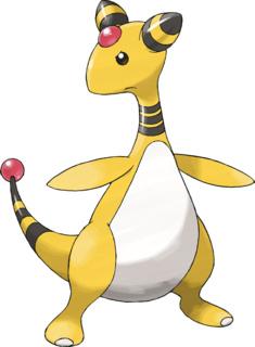 Quel est votre Pokémon préféré? 181