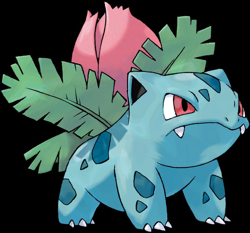 Quel est ton nom Pokemon ? Herbizarre-RFVF